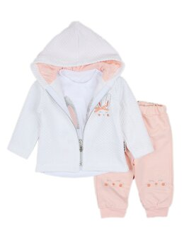 Trening baby girl coral