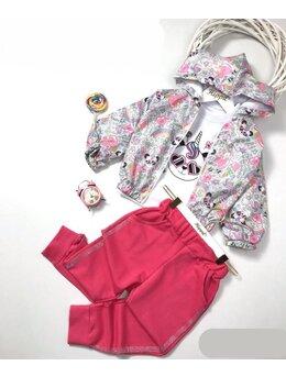 Trening fashion style girl