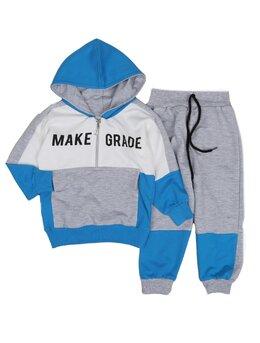 Trening MAKE GRADE albastru-gri