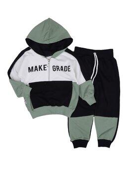 Trening MAKE GRADE verde-negru