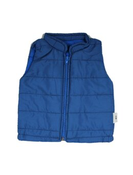 Vesta de fas model albastru
