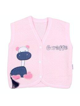 Vestuta grofata roz girafa