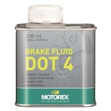 Lichid de frana MOTOREX BRAKE FLUID DOT 4  0.250L
