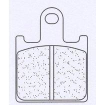 Placute frana fata 1177C59(C55) CARBONE LORRAINE