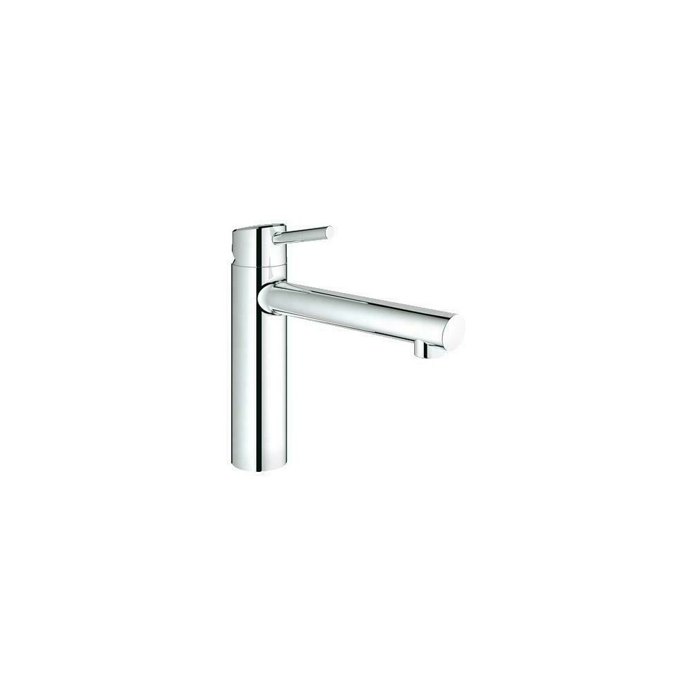 Baterie bucatarie Grohe Concetto, pipa 198mm poza