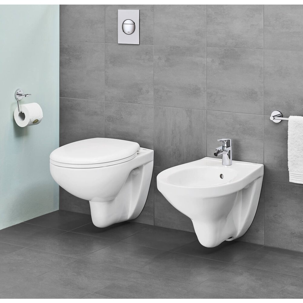 Bideu suspendat Grohe Bau Ceramic imagine