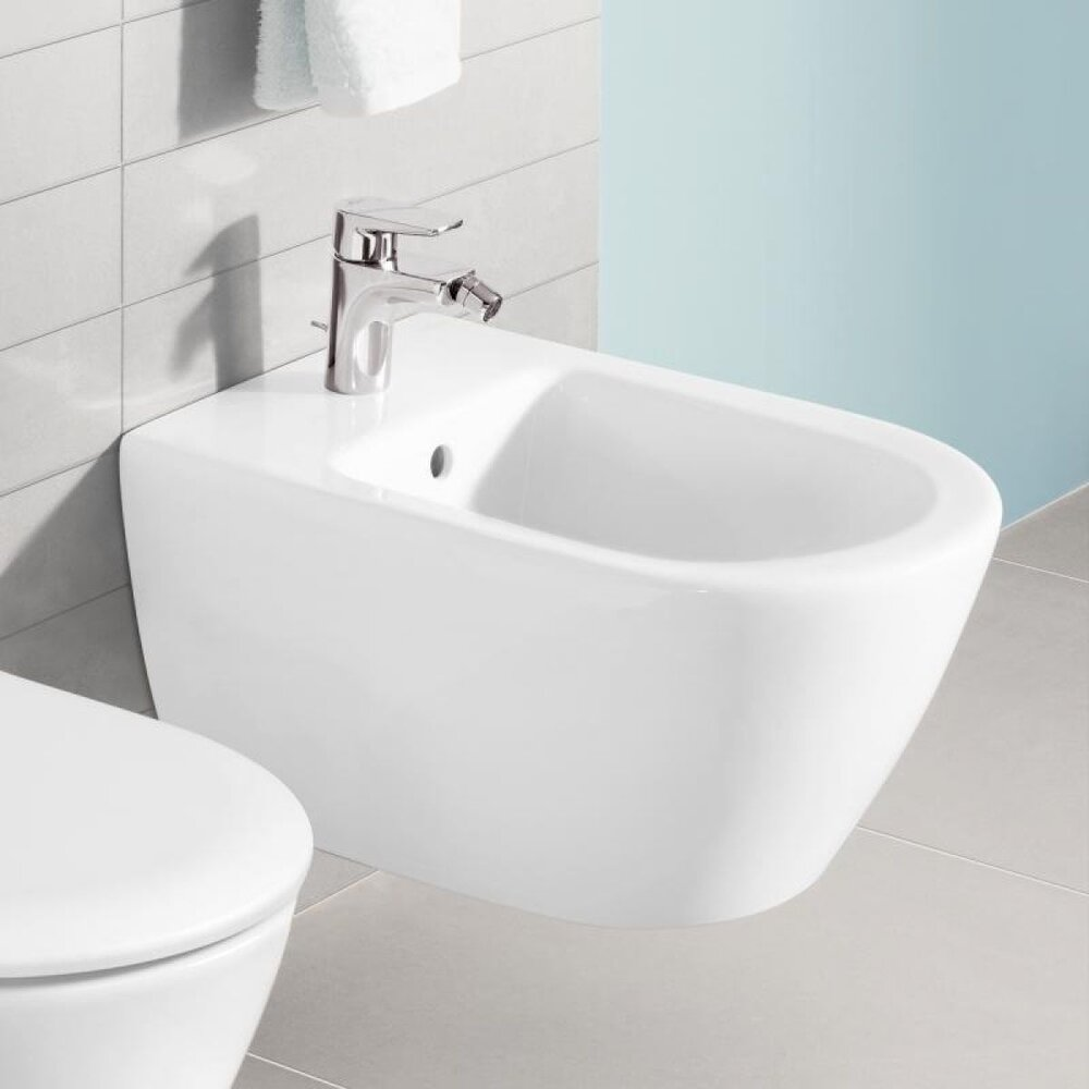 Bideu suspendat Villeroy&Boch Subway 2.0 imagine