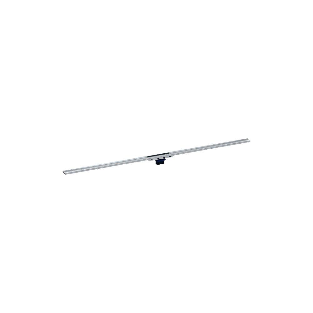 Capac pentru rigola Geberit Cleanline80 30-130 cm negru periat imagine