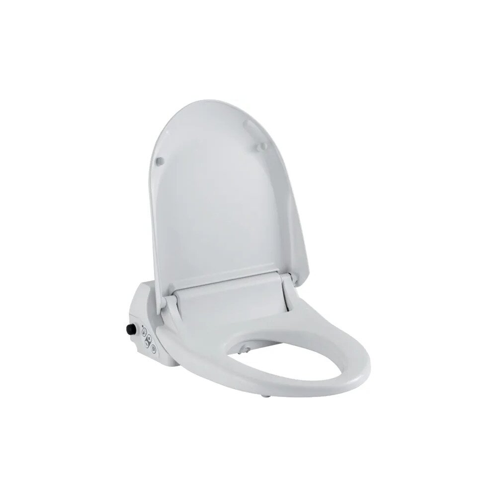 Capac wc Geberit Aquaclean 4000 cu functie de bideu alb alpin poza