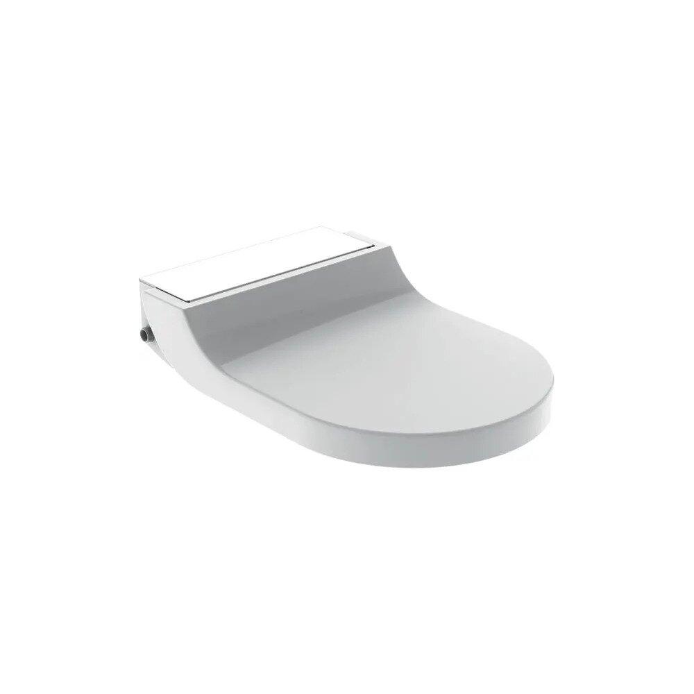 Capac wc Geberit Aquaclean Tuma Comfort cu functie de bideu alb imagine