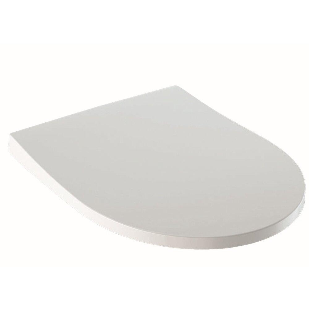 Capac wc Geberit iCon slim inchidere lenta imagine