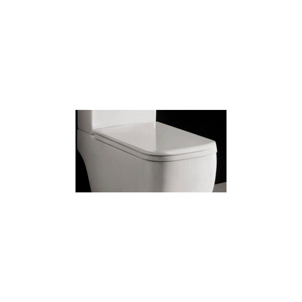 Capac wc softclose Rak Ceramics Metropolitan imagine neakaisa.ro