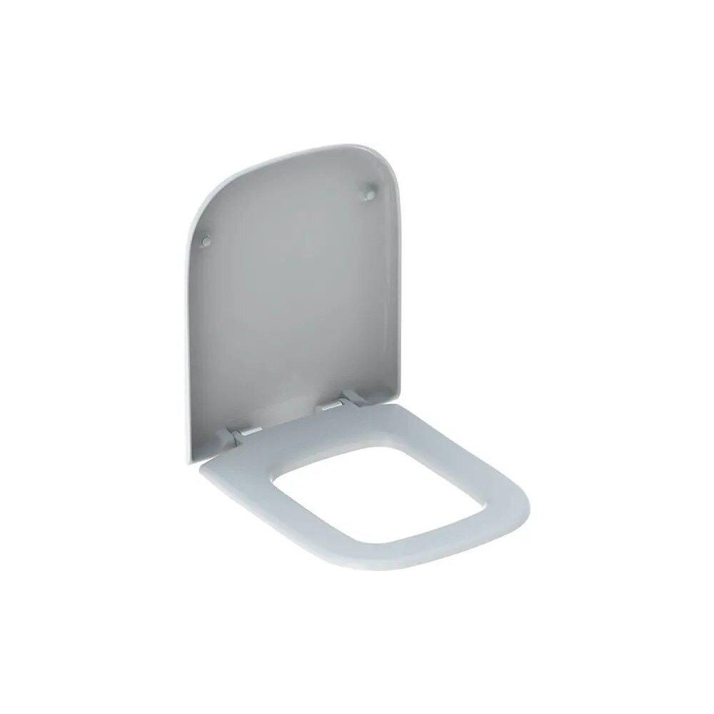 Capac wc slim softclose Geberit Myday alb
