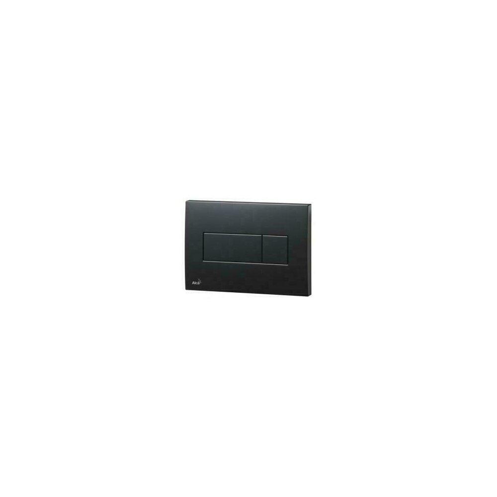 Clapeta de actionare Alcaplast Acrylite M1375 negru poza