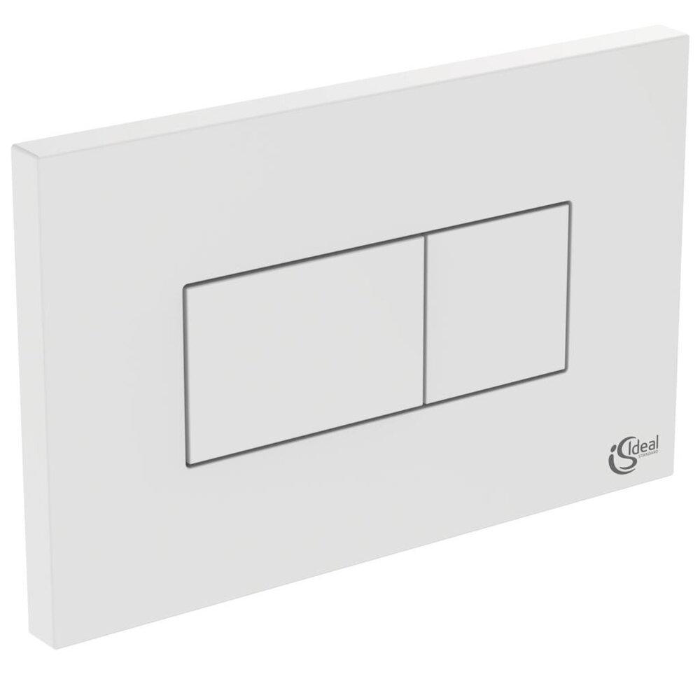 Clapeta de actionare dubla comanda Ideal Standard Solea P2 alb imagine