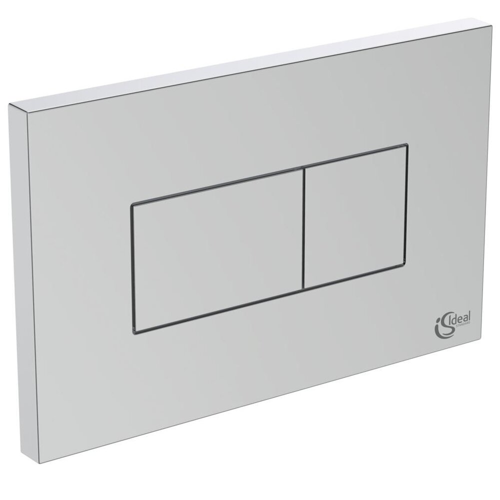 Clapeta de actionare dubla comanda Ideal Standard Solea P2 crom lucios imagine