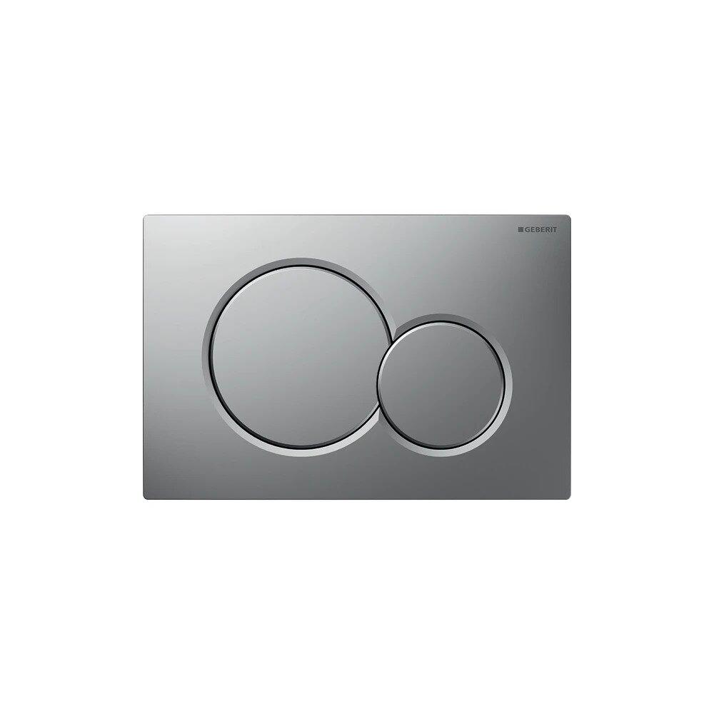 Clapeta de actionare Geberit Sigma 01 crom mat