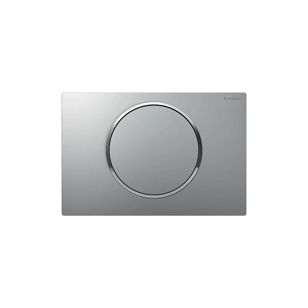 Clapeta de actionare Geberit Sigma 10 crom mat imagine