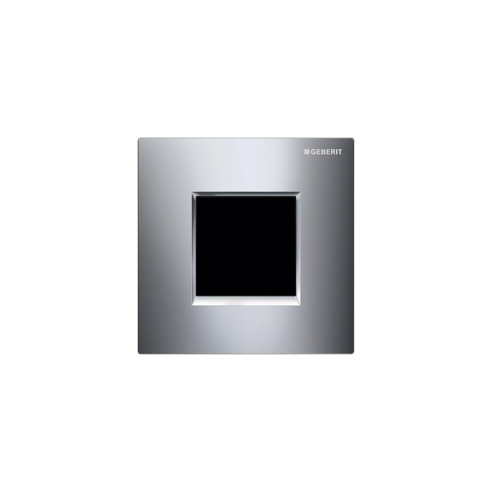 Clapeta de actionare Geberit Sigma 30 pentru pisoar electronica alb crom lucios/crom mat imagine