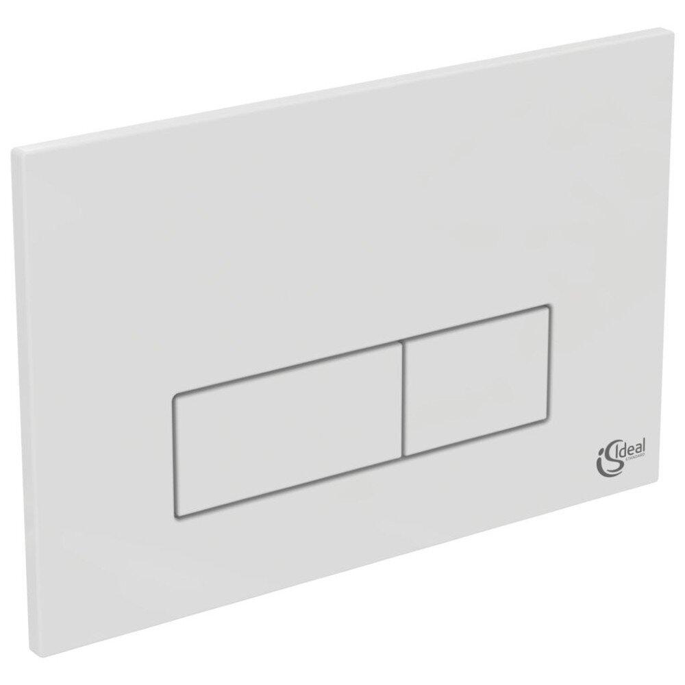 Clapeta de actionare Ideal Standard Prosys Oleas M2 alb imagine