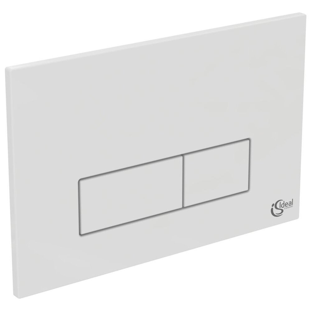 Clapeta de actionare Ideal Standard Prosys Oleas P2 alb imagine