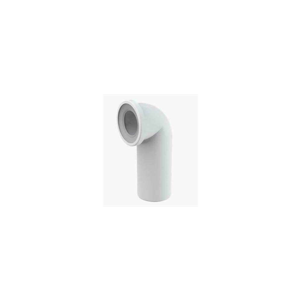 Cot wc/conector 90 grade A90-90 Alcaplast poza