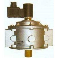 Electroventil 1 1/4 inch cu armare manuala normal deschis