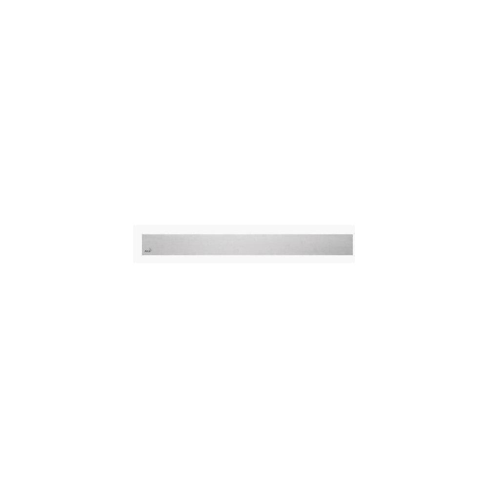 Capac pentru rigola de dus Alcaplast POSH-650LN 65 cm otel mat imagine