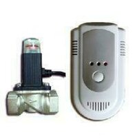 Kit detector gaz natural cu electrovalva 3/4