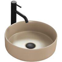 Lavoar cappuccino mat Rea Sami 36 cm