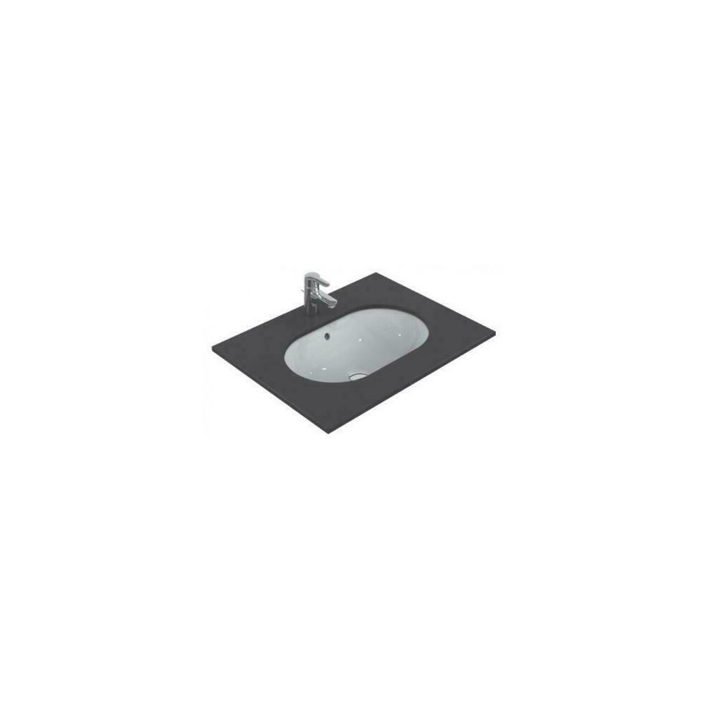 Lavoar sub blat Ideal Standard Connect oval 48x35 poza