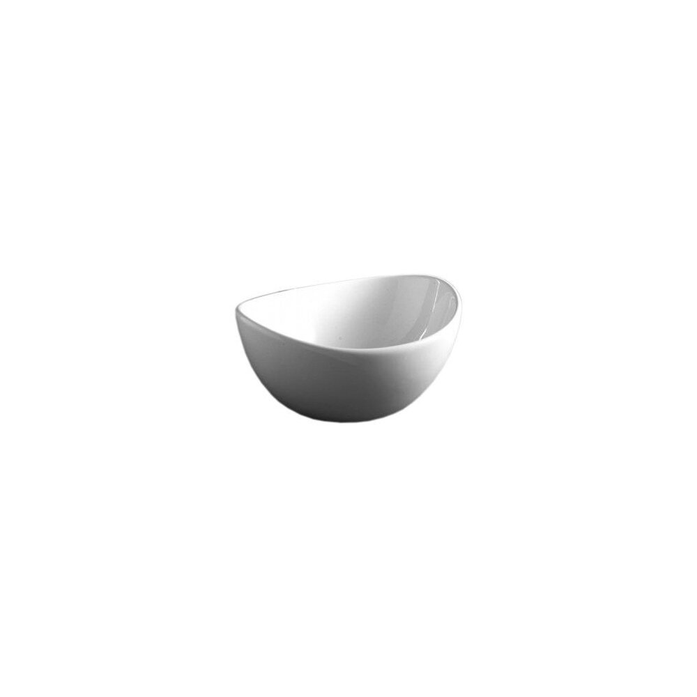 Lavoar pe blat Rak Ceramics Reema 39.5x32.5 cm poza