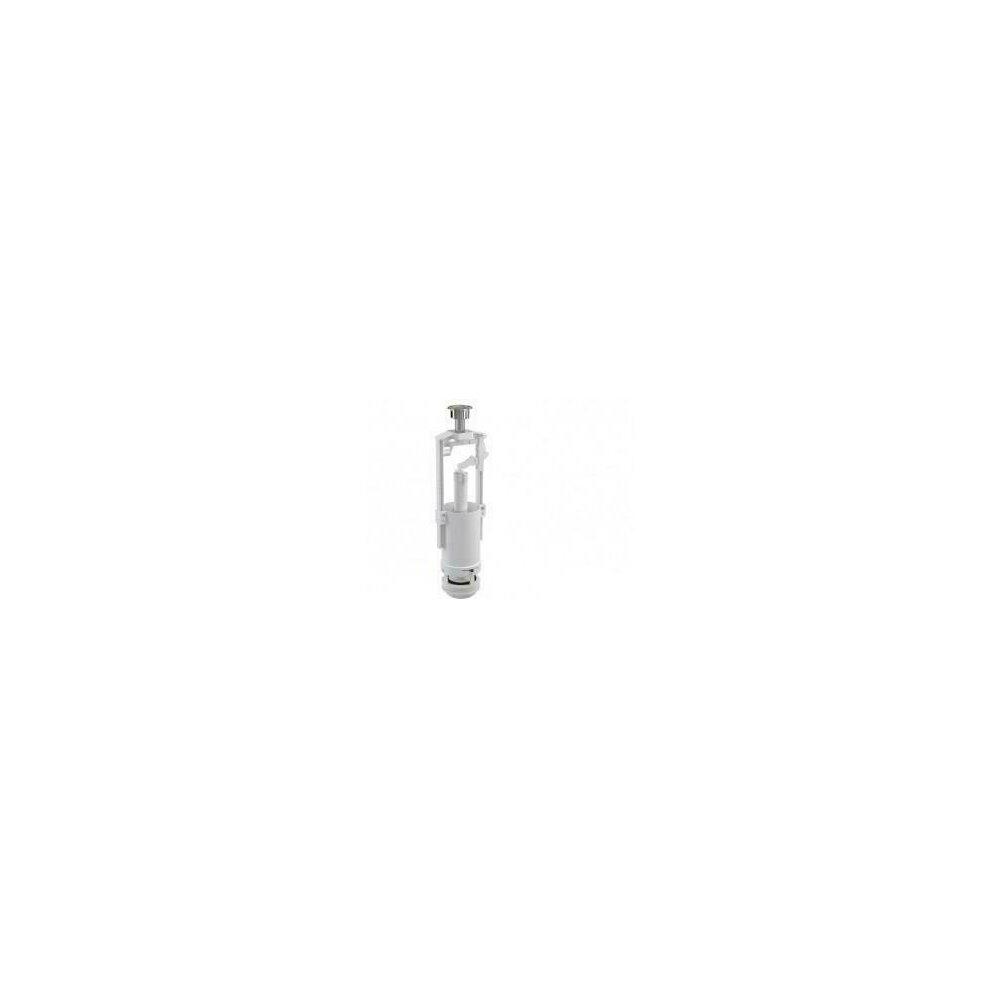 Mecanism wc cu buton simpla actionare + reglaj Alcaplast A05 poza