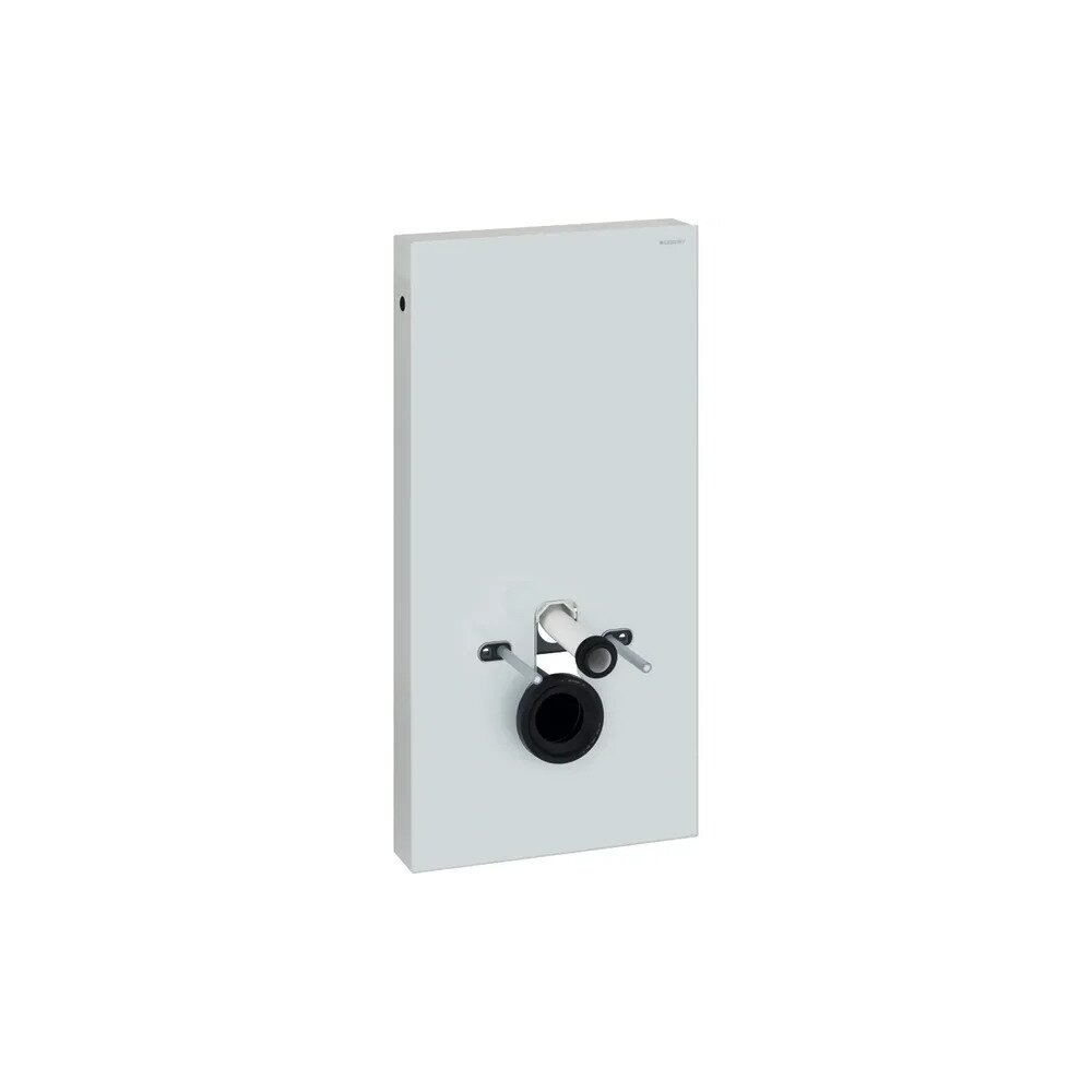 Modul Geberit Monolith pentru wc suspendat alb 101 cm imagine