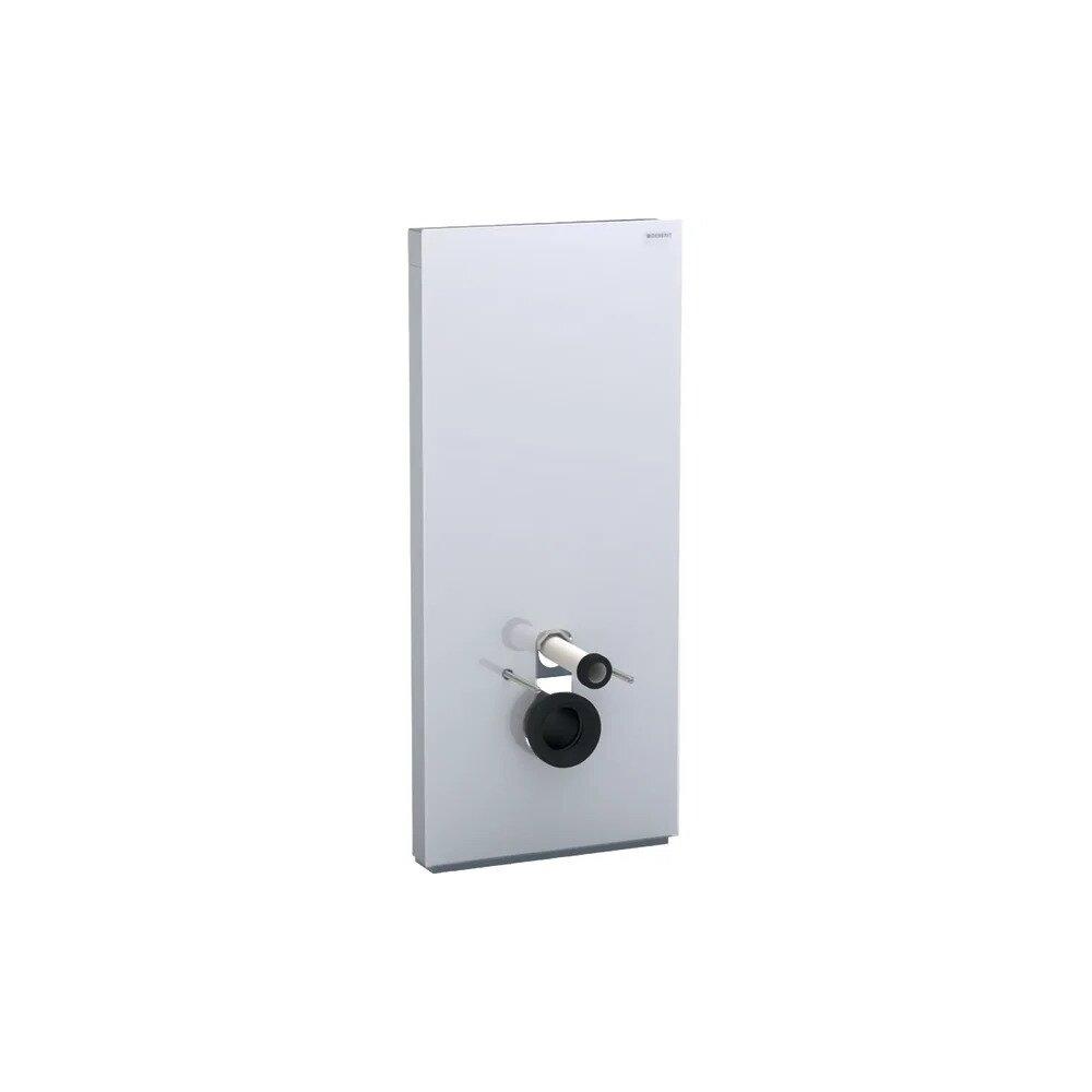 Modul Geberit Monolith Plus pentru wc suspendat alb 114 cm imagine