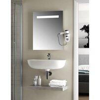 Oglinda cu iluminare si dezaburire Ideal Standard Mirror&Light 70x70 cm