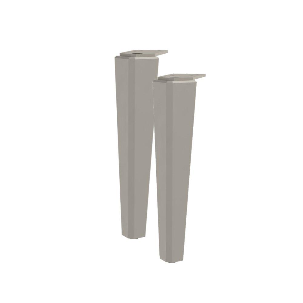 Picioare mobilier Oristo Montebianco sand mat 20 cm imagine