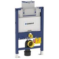 Rezervor  wc cu cadru incastrat Geberit Duofix Omega cu cadru 12 cm pentru inaltime redusa H82 cm