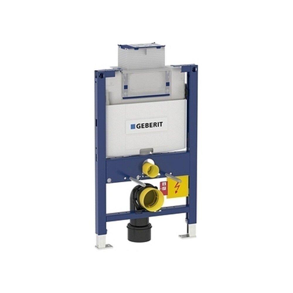 Rezervor incastrat Geberit Duofix Omega cu cadru 12 cm pentru inaltime redusa H82 cm imagine