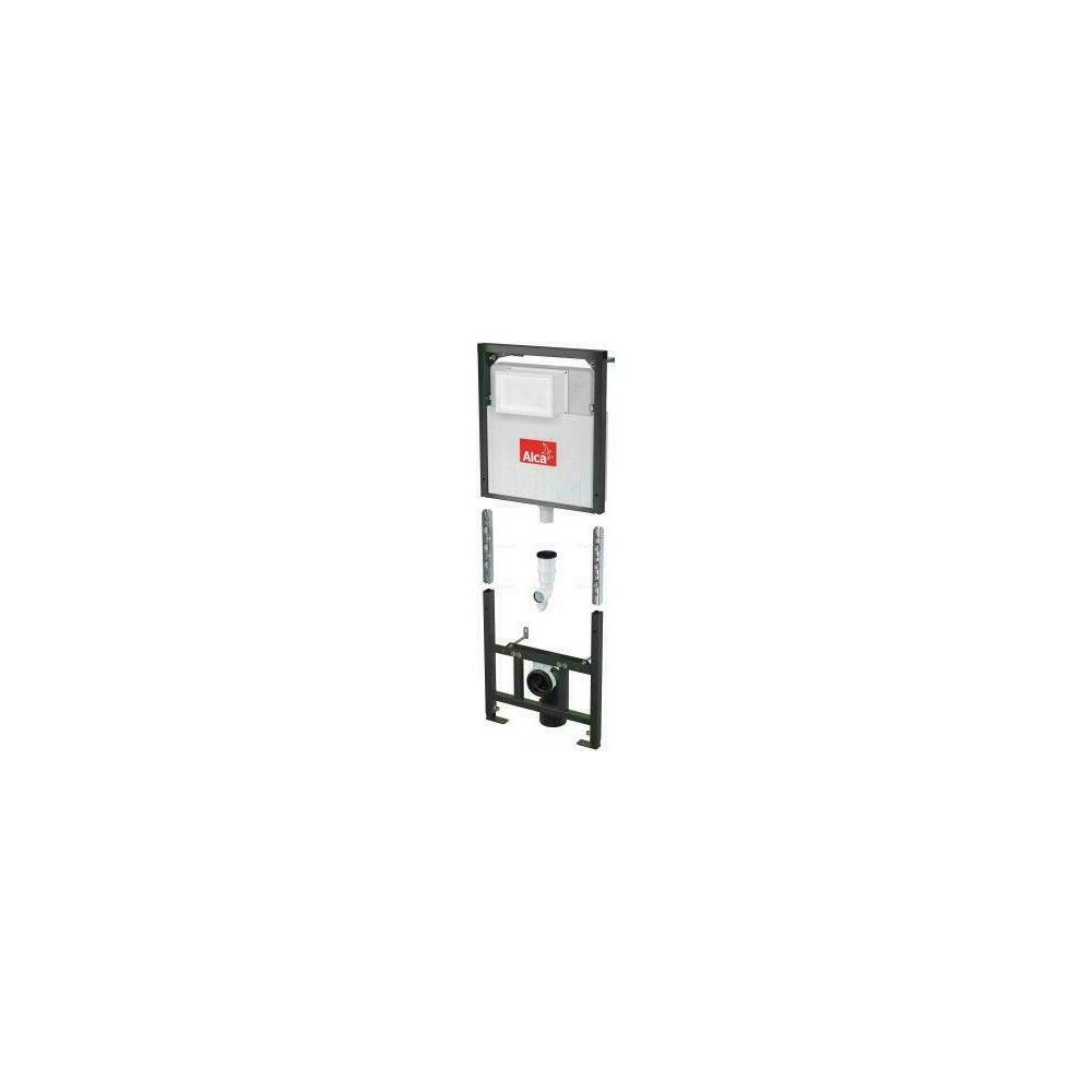 Rezervor WC ingropat Alcaplast destinat instalarii uscate sustinere proprie inaltime de instalare 1.2 m imagine