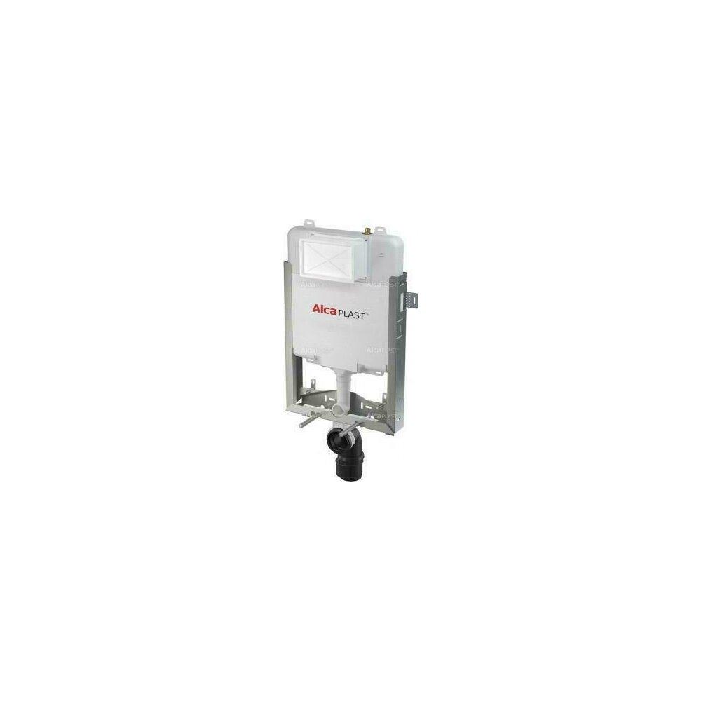 Rezervor WC ingropat Alcaplast Renovmodul Slim pentru montare in zidarie inaltime de instalare 1 m imagine