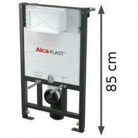 Rezervor WC ingropat Alcaplast Sadromodul destinat instalarii uscate in gips-cartoninaltime de instalare 0,85 m