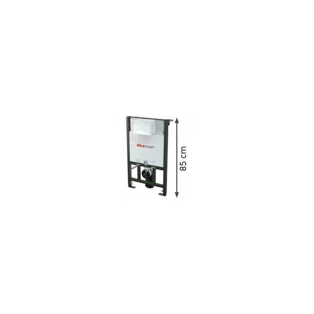Rezervor WC ingropat Alcaplast Sadromodul destinat instalarii uscate in gips-cartoninaltime de instalare 0,85 m imagine