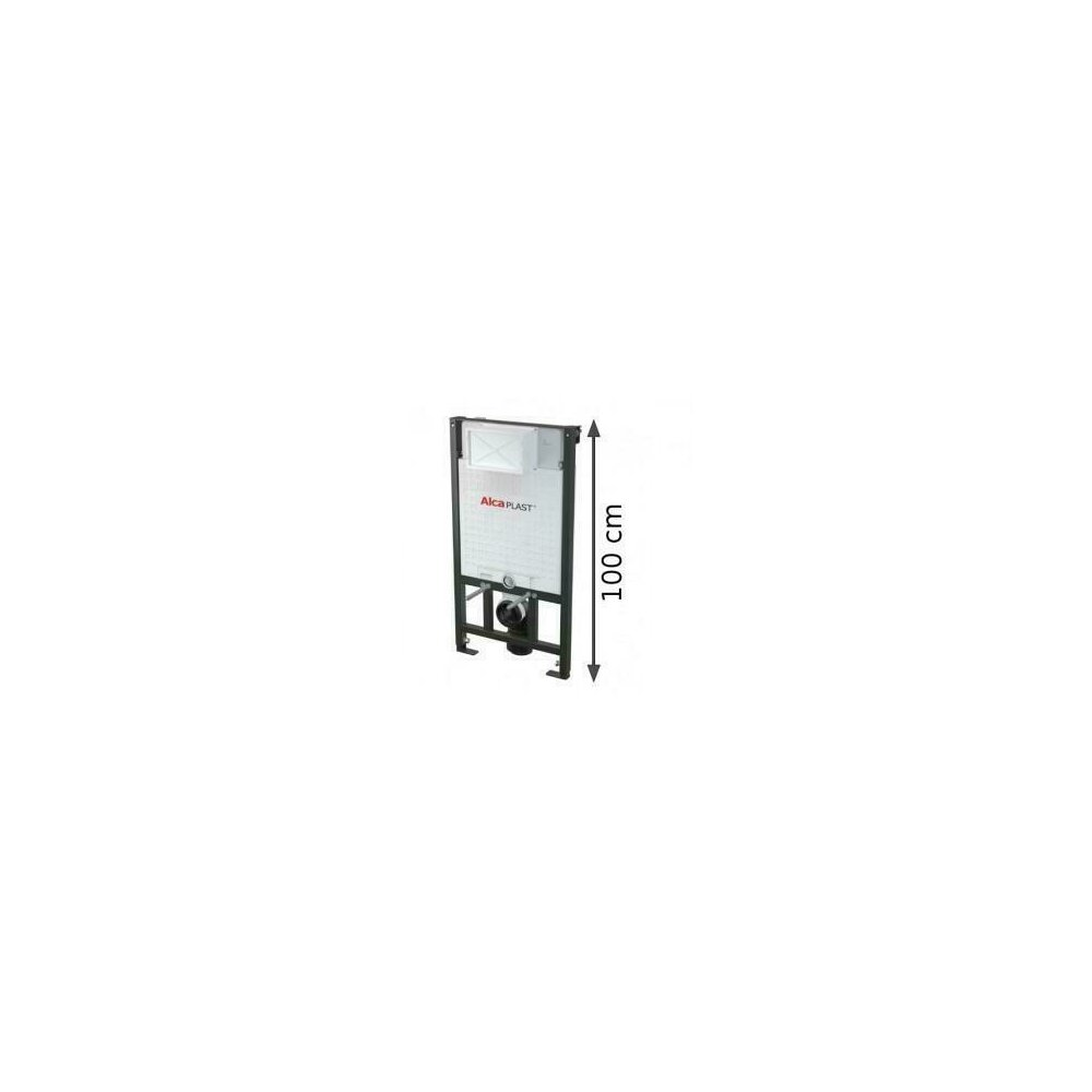Rezervor WC ingropat Alcaplast Sadromodul destinat instalarii uscate in gips-carton inaltime de instalare 1 m imagine