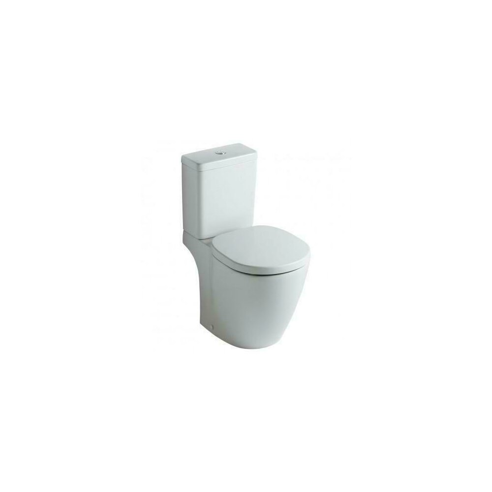 Set vas wc cu capac softclose si rezervor Cube Ideal Standard Connect imagine neakaisa.ro