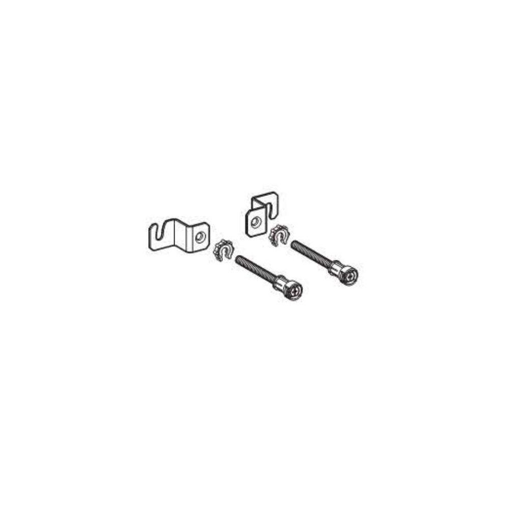 Set fixare Geberit pentru cadre Duofix cu rezervor 8 cm imagine neakaisa.ro