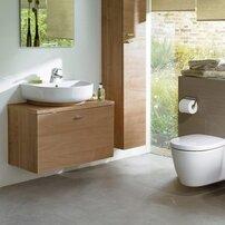 Set vas wc suspendat cu capac softclose Ideal Standard Connect Space cu fixare ascunsa