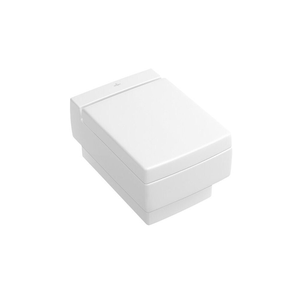 Set vas wc suspendat Villeroy&Boch Memento dreptunghiular cu capac soft close neakaisa.ro