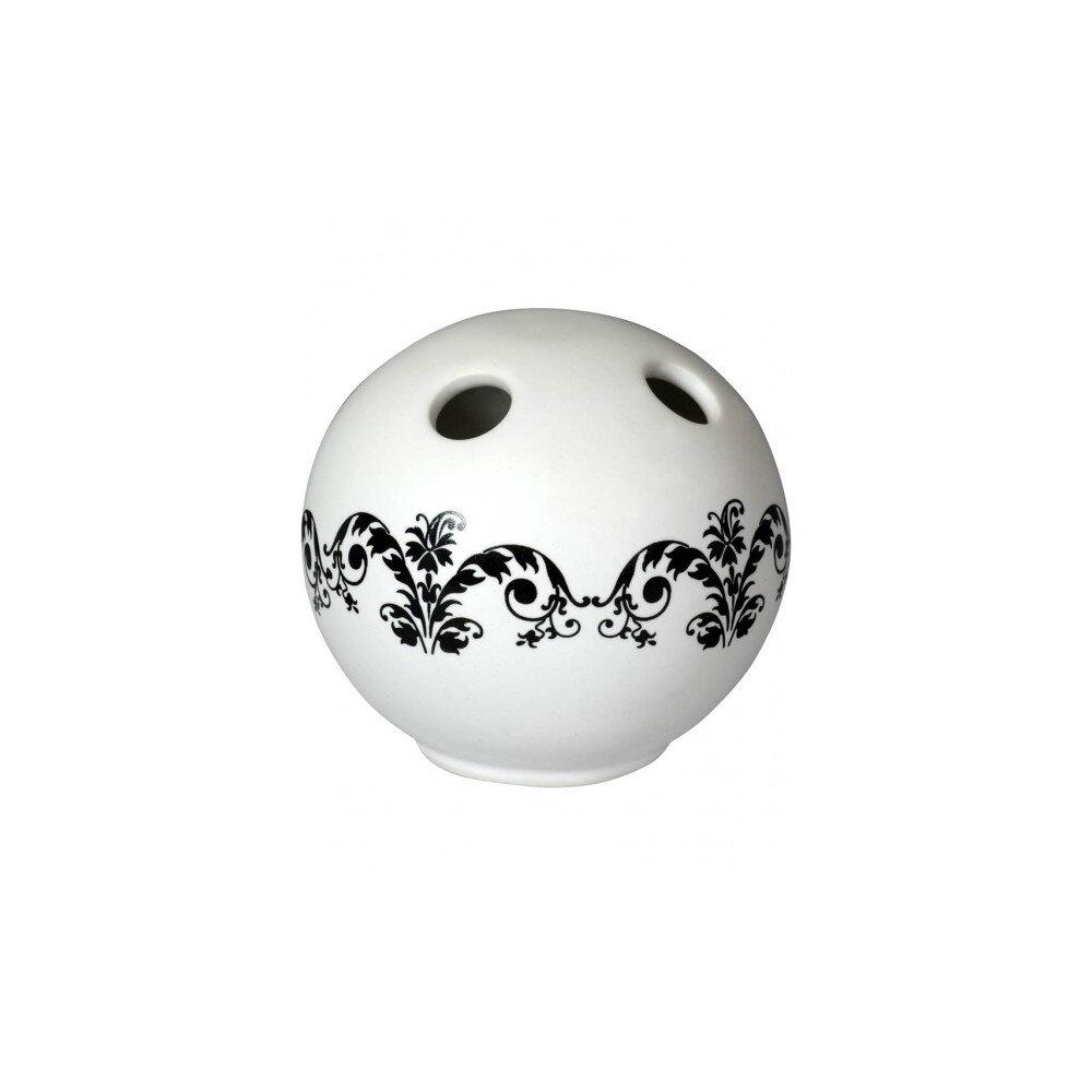 Suport periute de dinti alb Bisk Bowl( 496111)