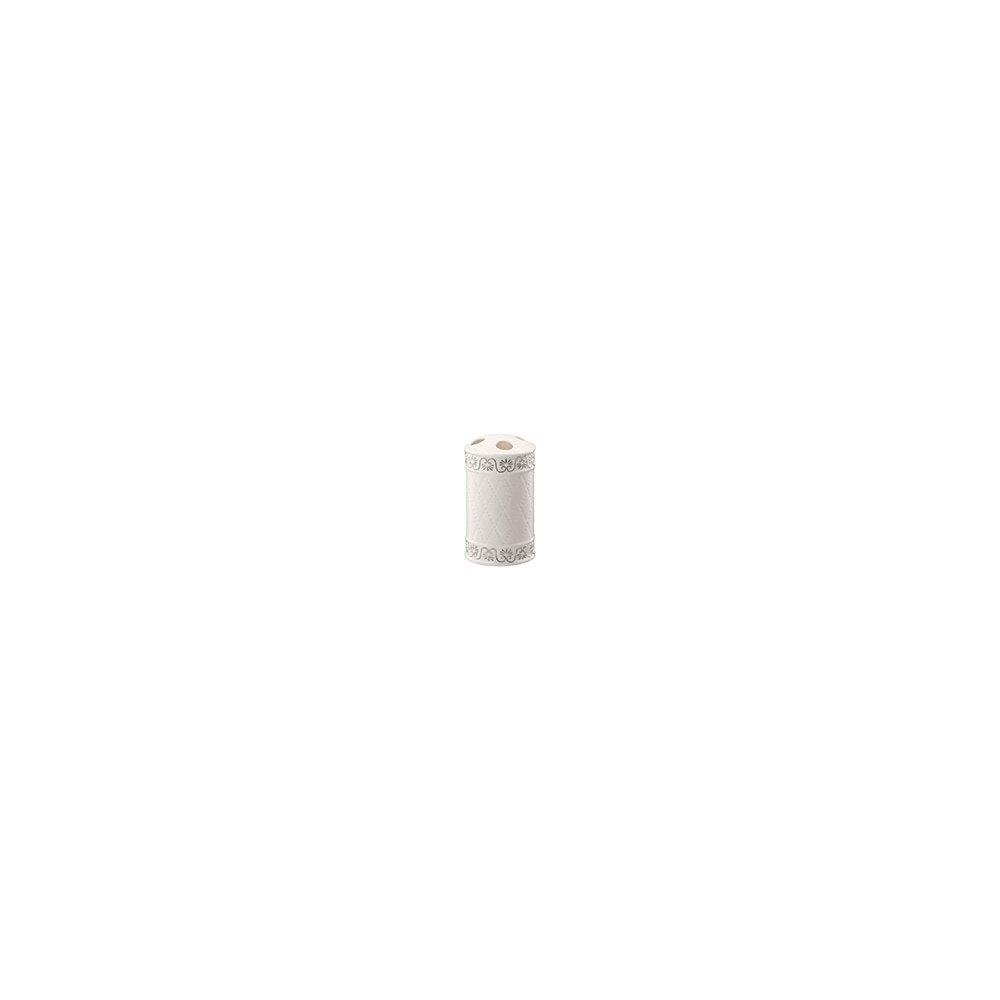 Suport periute de dinti alb Bisk Castello imagine